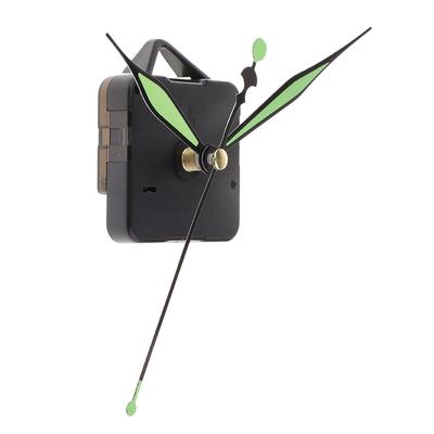 1 Set Movement with Pointer for Quartz Wall Clock Repair Replacement Green