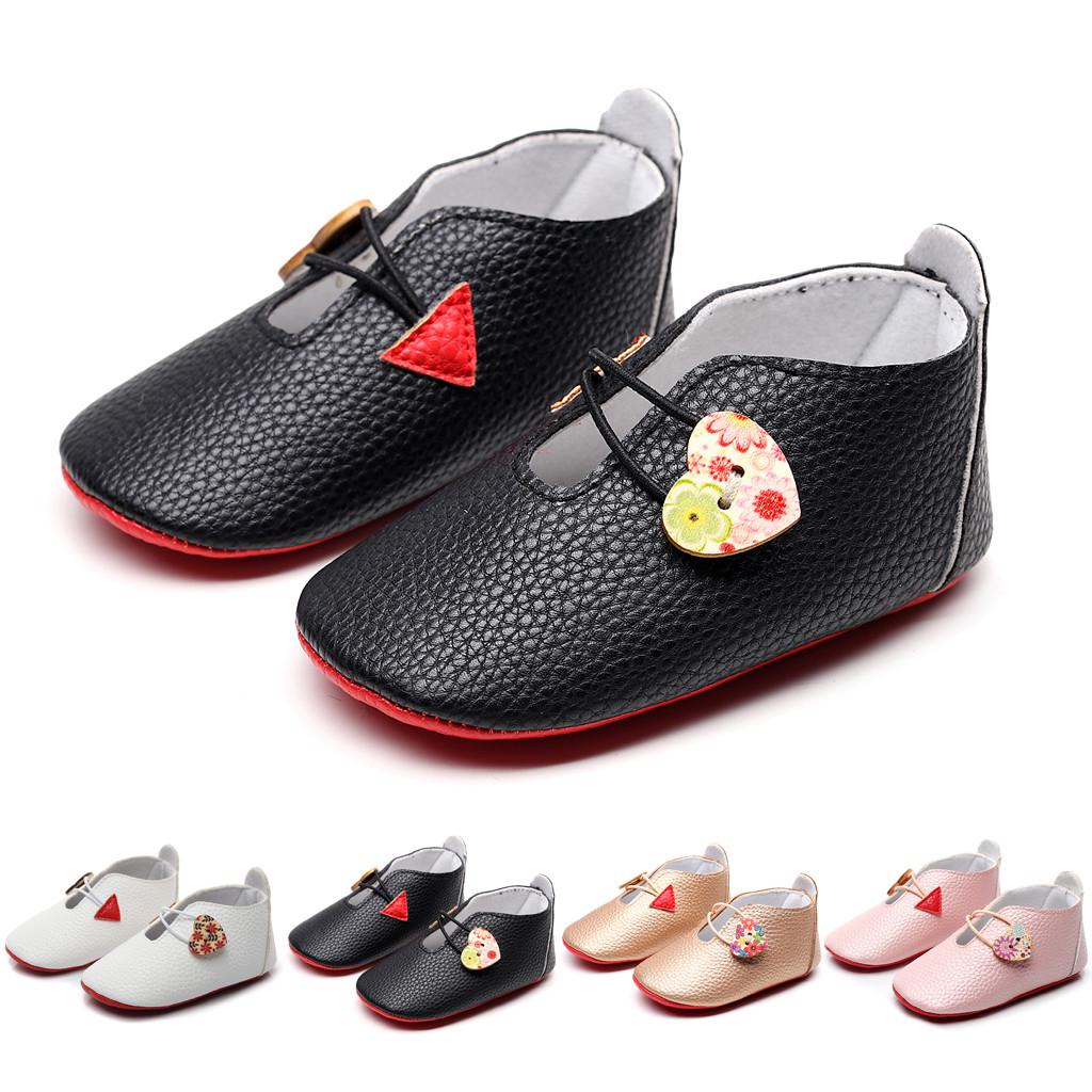 UK Easter Newborn Baby Shoes Rabbit Cartoon Anti-Slip First Walkers Canvas Shoes