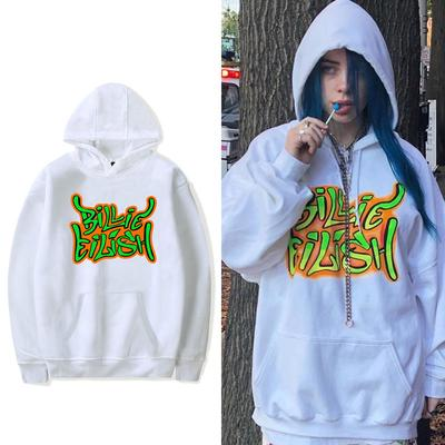 Billie Eilish Hoodies Men Women Hip Hop Casual Sweatshirts Teenagers Bad Guy Sports Kpop Unisex Hoody Buy At A Low Prices On Joom E Commerce Platform