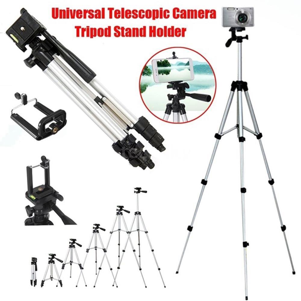 Мода профессиональный регулируемый штатив стенд держатель универсальный для цифровой камеры видеокамеры фото