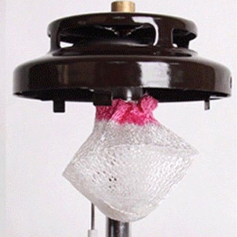 10pcs Kerosene Lantern Lights, Gas Lamp Mantles
