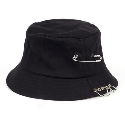 Bucket Hat Men's Fashion Cotton Panama Cap Woman Summer Sunscreen Fisherman Hats