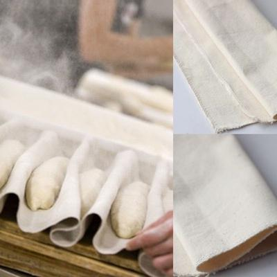 Proofing Linen Flax Fermented Cloth Dough Bakers Pans Proving Bread Baking Tool/'
