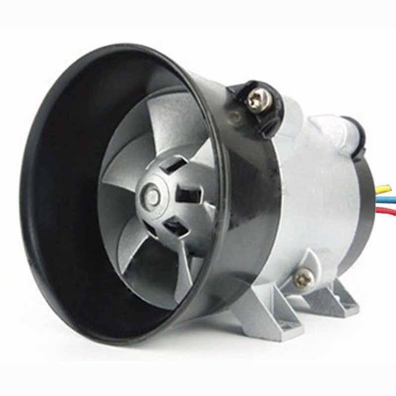12V for Electric Turbine Power Turbo Charge Car Boost Air Intake Fan /& Control