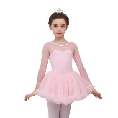 d588844e6 Cute Toddler Baby Girls Short Sleeve Ballet Tutu Dress Dancing ...