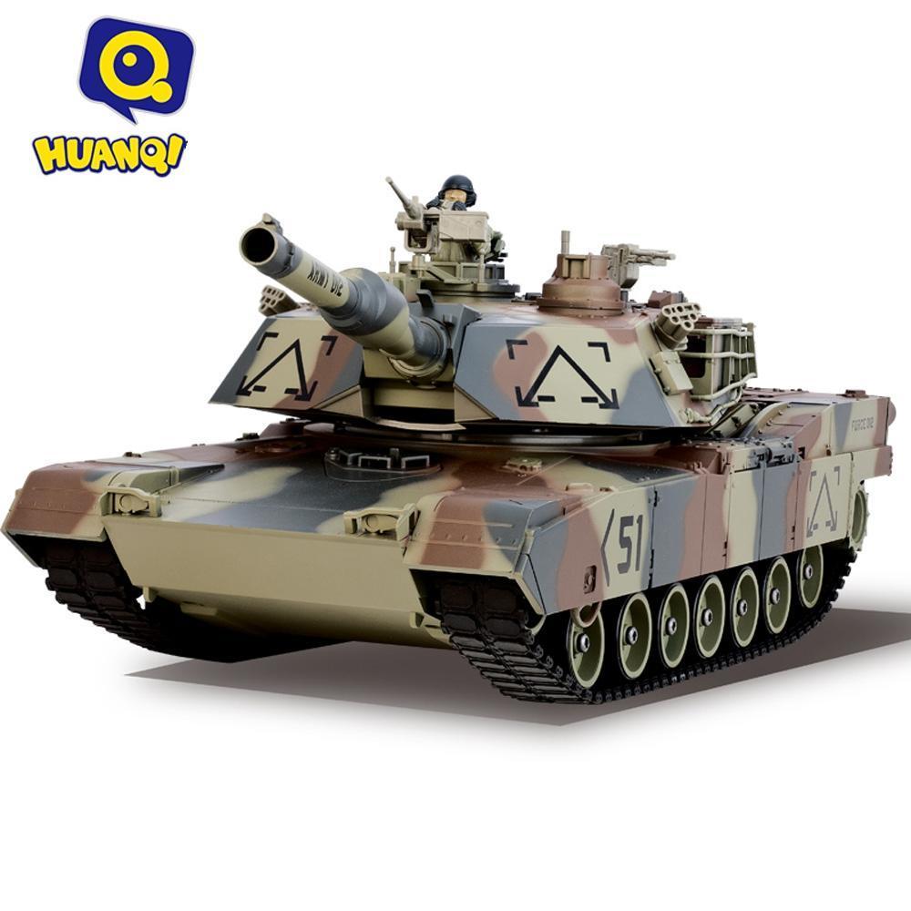 Remote Control BB Firing Tank 781-10