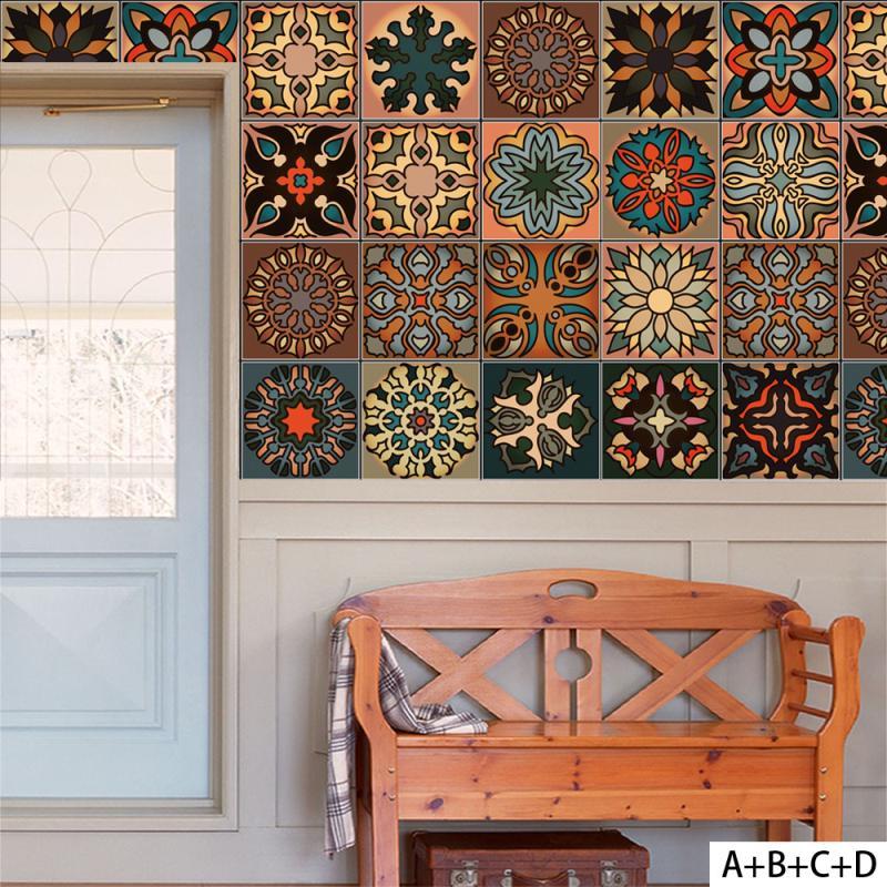 Креативные 3D наклейки на стену, декоративные наклейки на плитку, кухню, домашнюю самоклеящуюся наклейку – купить по низким ценам в интернет-магазине Joom