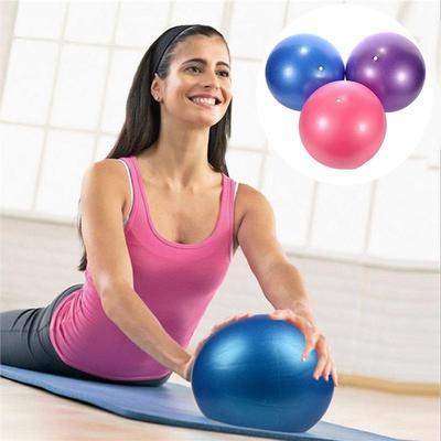 YANGHUI Gymnastikball Balance Ball Fitness Yoga Core Becken/übungen Sitzball?Pilates-Ball Yogaball Gym B/üro