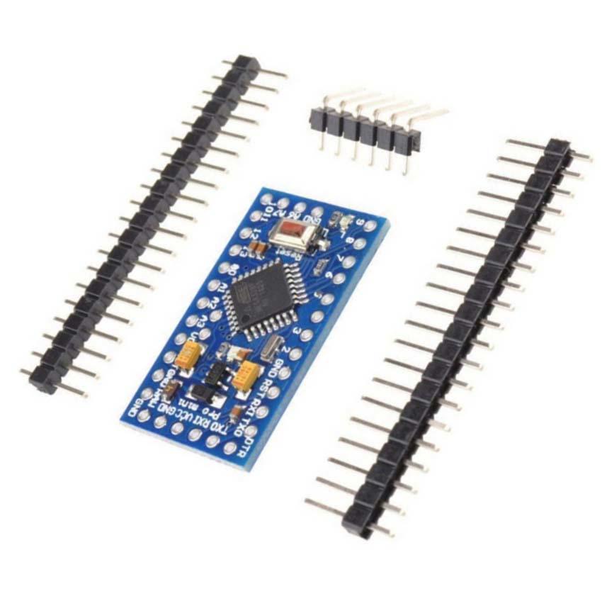 10PCS New Pro Mini atmega328 Board 5V 16M Arduino Compatible Nano  M43