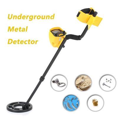 GF2 Détecteur de métaux Gold Digger lumière Finder profondément sensible de recherche étanche