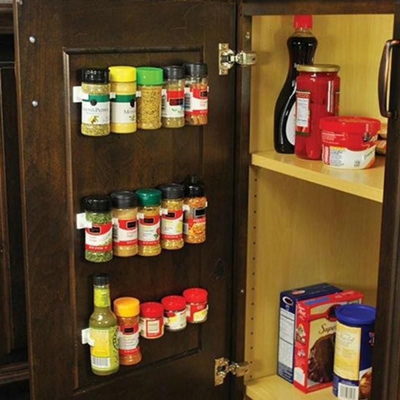 Kunststoff Spice Greifer Rack Storage Wandhalterungen Aromastoffe ...