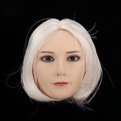 1//6 Seamless Small Busts Female Body/&Head Sculpt for 12/'/' Action Figure Toy