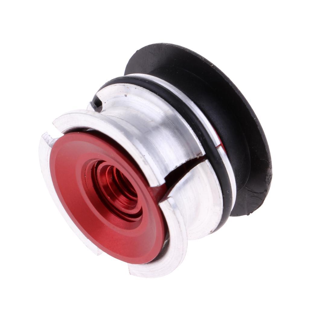 """1Pcs Bike Fork Steerer Headset Nut Expansion Screw Plug Compression 1 1//8/"""" Tube"""