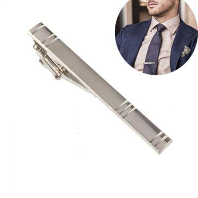 Tie Clip Metal Bar Clasp Necktie Clips Tie Pin