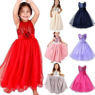 Flower Girl Dresses  Princess dress-prices and delivery of goods from China  on Joom e-commerce platform 2ca32274118