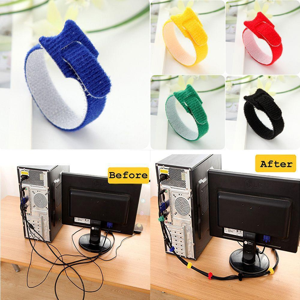 Cable Winder Cord Line 10pcs//pack Plug Earphone Cable Bobbin Winder Clip