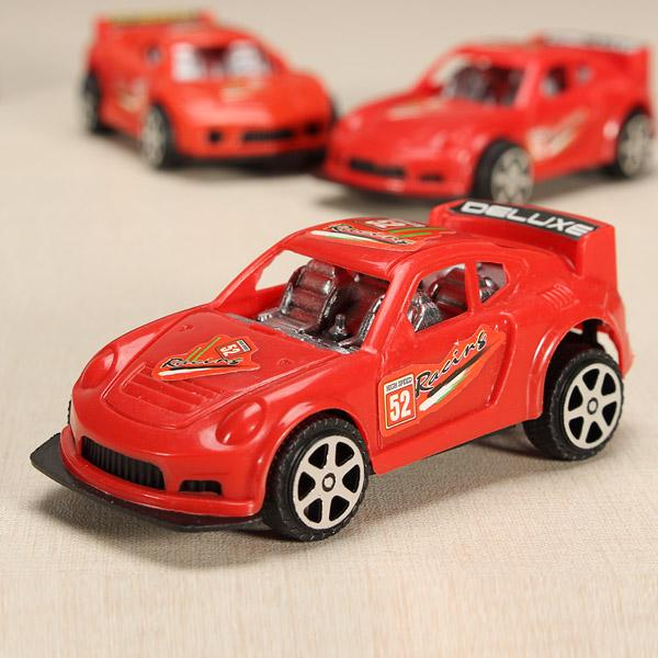 Toys & Hobbies Cars, Trucks & Vans 12 X HZ SlideRacing Car Mini Toy Kids Gift with Light Color Random