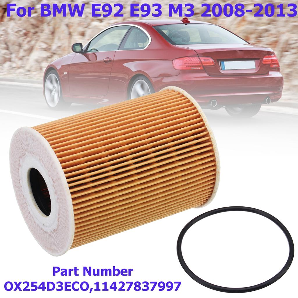 BMW M3 2008-2013 O-Ring Engine Oil Cooler Line to Oil Filter Housing GENUINE