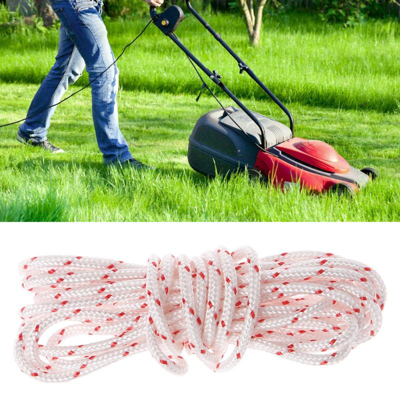 Lawn Mowers 1.5 MTRS X 3.5mm  PULL CORD ROPE  STIHL  HUSQVARNA  PARTNER  PETROL CHAINSAWS Garden & Patio