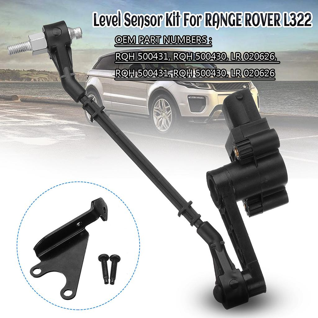 Air Suspension Height Level Sensor Front/&Rear L+R for Land Rover Range Rover