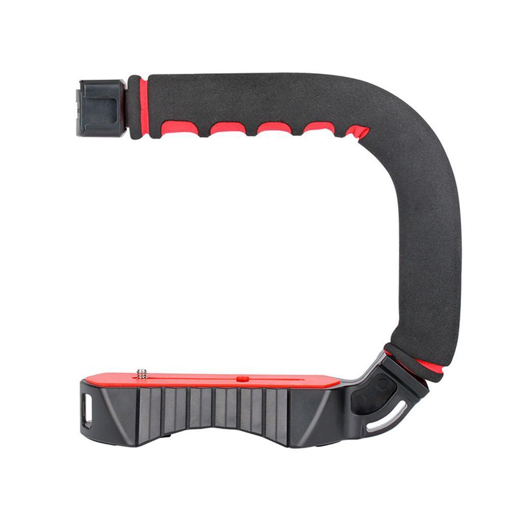 Ulanzi 3 en 1 teléfono Estabilizador GIMBAL triple soporte de adaptador de montaje de Zapata