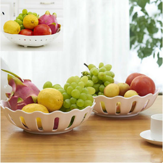 The Fashion Flower Fruit Of Modern Ornaments Creative Fruit Plate