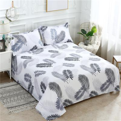 27a9c86f9e Fashion Unisex Printed Sheets Polyester Floral Stripes Multiple Sizes  Skin-friendly Simple Wild