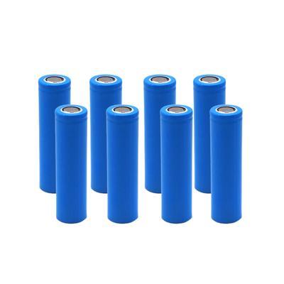 3.7V 18650 2600mAh Rechargeable Battery High Capacity Li-ion Battery
