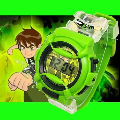 2019 Leisure Pentium Silicone Cute Handsome Cartoon Watch Children Electronic Watch