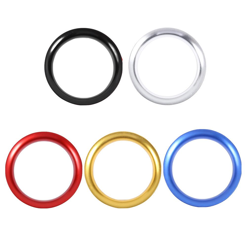 Alu Alloy Engine Start Stop Button Cover Ring For Mazda 3 Axela CX-3 CX-4 CX-5