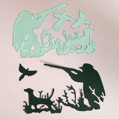 Bird Metal Cutting Dies Stencil Scrapbook Paper Card Craft Embossing Die Cut 1PC