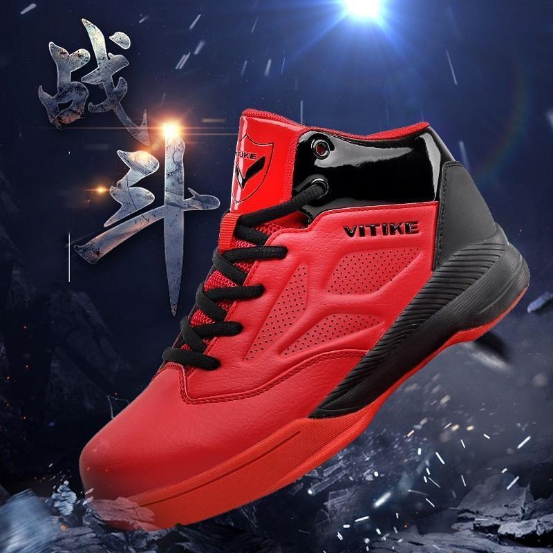 Vitike Brand moda pizzo-up basket Sport Running Sneakers scarpe per ... fe4de524928