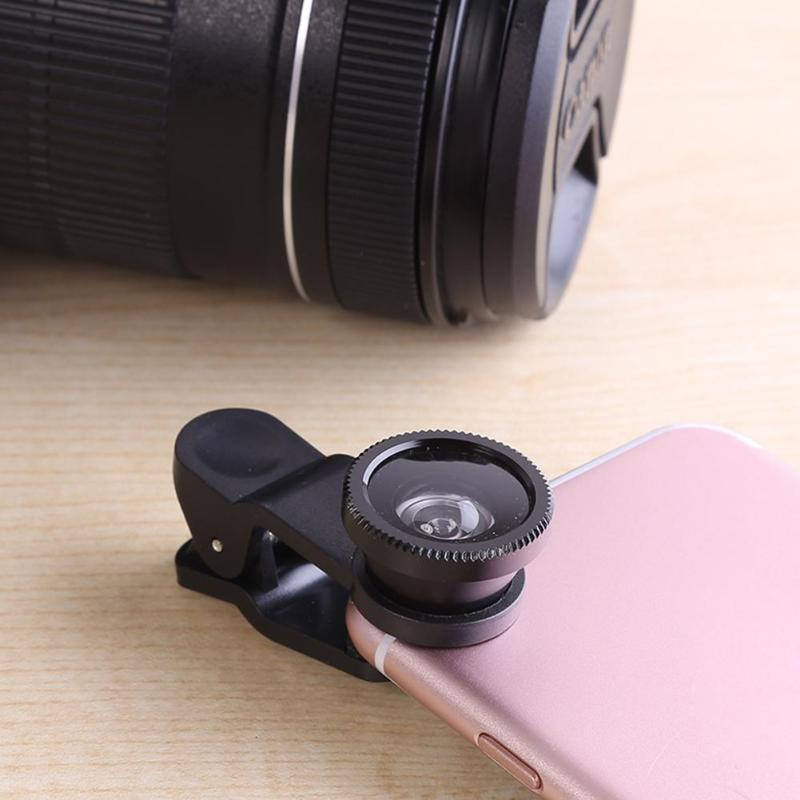 Wide Angle Macro Fisheye Lens Camera Mobile Phone Lenses Fish Eye Lens  Photographic Accessories - buy from 2$ on Joom e-commerce platform