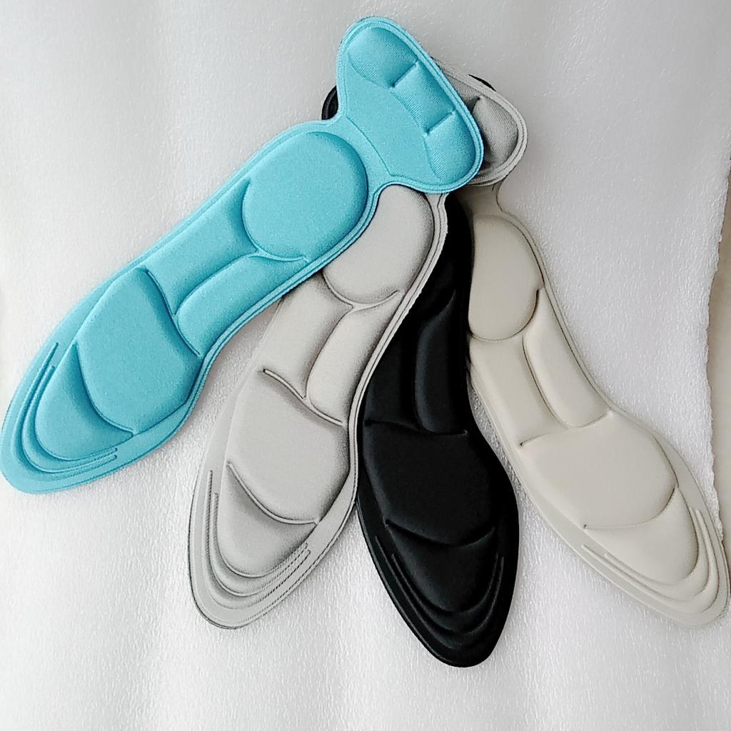 Massage Support Insoles Anti High Heels Care Feet Pain Colorful Shoe Sponge