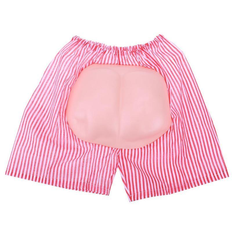 c44a83d88fa Halloween Party Tricky Toys Funny Fake Ass Shorts Prank Games Jokes ...