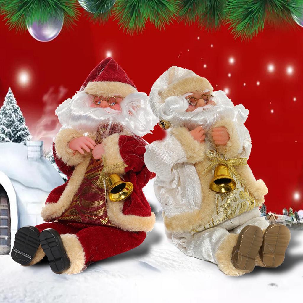 С Рождеством Рождество Рождество сидя Санта-КлаусА Кукла Figurine Главная комната Дом Орнамент Дети Подарок С Новым годом – купить по низким ценам в интернет-магазине Joom