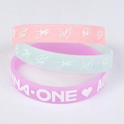 2pcs KPOP BTS Bracelet Bangtan Boys Silicone Wristband V SUGA Luminous Bracelets