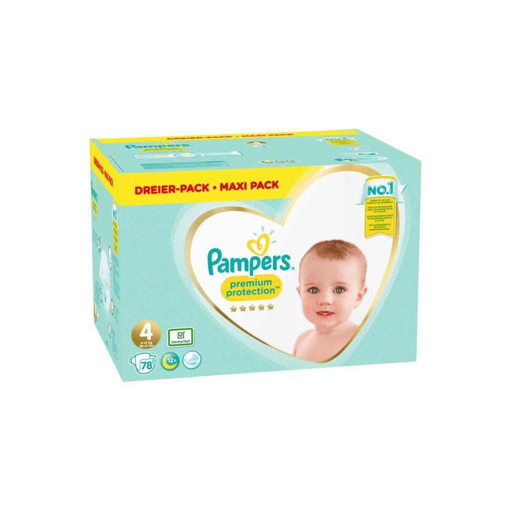 Pampers Premium Protection Taille 5 11kg-16kg 136 Couches