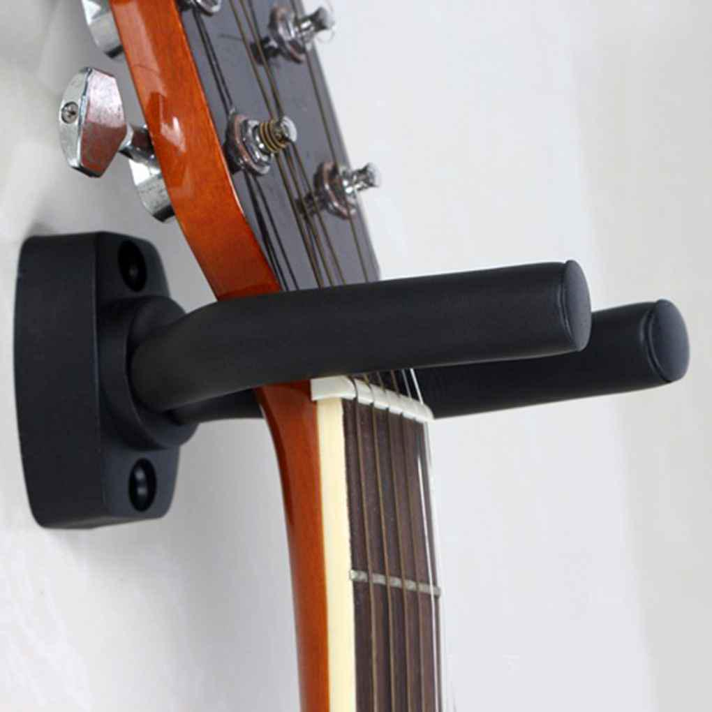 Прочный гитара вешалка крючок стене монтирования стенда стойку кронштейн гитара бас аксессуар фото