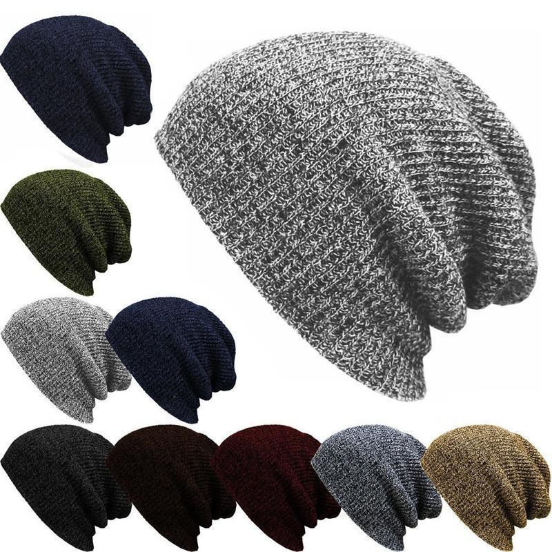 5d4fc4c0b74 Winter Hat Men Crochet Outdoor Ski-buy at a low prices on Joom e ...