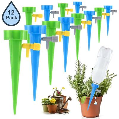 Self-contained Auto Drip Irrigation Watering System Automatic Watering Spike Kit for Plants Flower