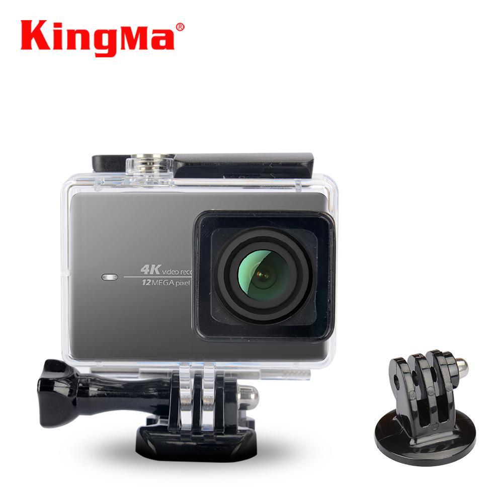 Waterproof Diving Housing Case Cover For Xiaomi Yi 2 4K Sport Cam Touch Screen