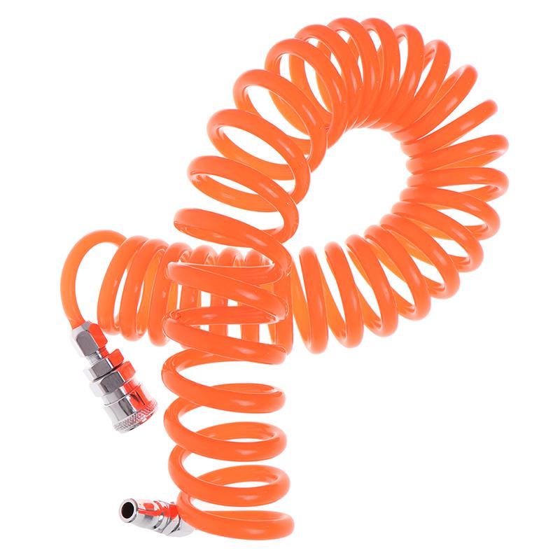 1pc 6m PU Air Compressor Hose Tube Pneumatic Hose Pipe for Compressor Air ToolLY