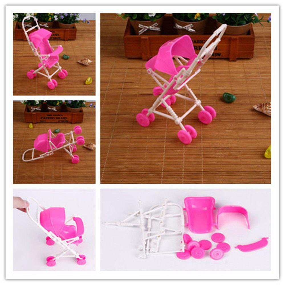 Juego muebles juguetes bebé desmontable Trolley guardería apoyos ...