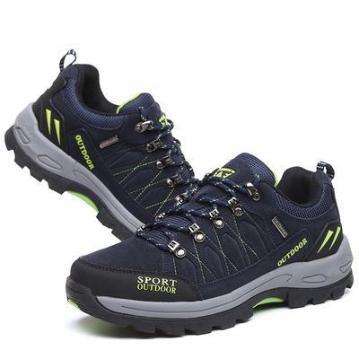 Zapatos de senderismo transpirable Kurail Plus tamaño de los nuevos hombres  al aire libre zapatillas Trekking ce0abae91381