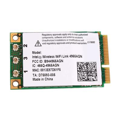 intel wireless wifi link 4965agn treiber windows 10