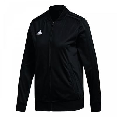 Adidas Cf4338 Boy's Jacket, Black White, Fr: Xl