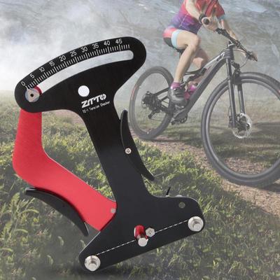 ZTTO Bicycle Repair Tools Bike Spoke Tension Meter Measures for Truing Wheels