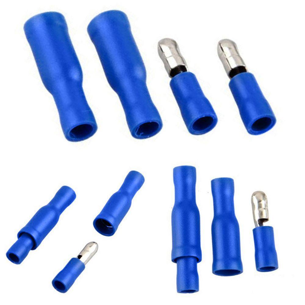 100x aislado virolas 2,5mm²//8mm azul