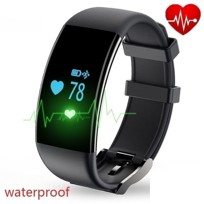 activity sports electronics bluetooth dp curiocity monitor in amazon wristband waterproof watches heart rate